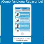 RadarPrice, una APP interesante para ahorrar.