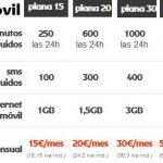 R Movil lanza una tarifa con 5GB de trafico y 3000 minutos por 50€/mes.
