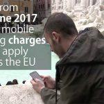 Por fin Roaming 15 de Junio 2017 a usuarios en Europa.