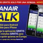 Ryanair saca su propia plataforma de llamadas por wifi con voz IP.