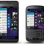 Samsung anuncia que se ha aliado con BlackBerry para llevar su cifrado a Knox