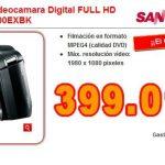 Una Camara de video pequeña: Adquisicion perfecta para navidad y por 399€ : Un chollo