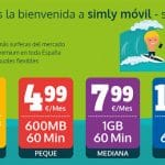 MediaMarkt lanza SIMLY con VOZ y número Español usando la red ORANGE.