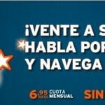 Simyo celebra sus 3 años con 3c/min y 500MB por 6,95€/mes +IVA.