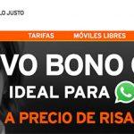 SIMYO lanza un bono de 300MB para WhatsAPP y Telegram por 0,99€