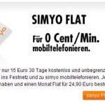 Simyo: Proxima tarifa plana en Enero 2009. + Informacion. Posible tarifa similar a la que ofrece en Alemania. 15€/mes Tarifa plana a fijos+ simyo SIN LIMITES