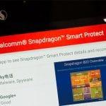 QUALCOMM lanzará su 820 con protección SmartProtect. AntiMalware.