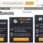 Sonora: El Spotify de Telefonica con los mismos precios en sus planes.