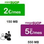 SUOP lanza unos bonos low cost para clientes que navegan poco.