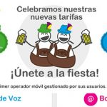 SUOP lanza nuevas tarifas para celebrar su cumpleaños: Tarifa CERO y SIN.