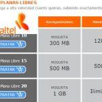 Euskaltel saca una ilimitada de 19,9€ con 1GB solo para clientes de fijo.