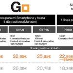 ORANGE lanza tarifas con más datos respetando a sus clientes: desde 8GB.