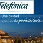 Telefónica muestra la transformación hacia una ciudad 100% conectada: Smart City.