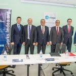 Telefónica firma un convenio multilateral para el impulso de la tecnología 5G en España
