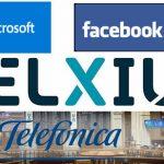 TELXIUS convence a GOOGLE y FACEBOOK para pagar infraestructuras de red submarinas.