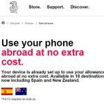 THREE UK ya permite Roaming FREE en España. Consecuencias en España.