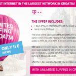 T-MOBILE ofrece ilimitado 4G+SMS por 44€ al mes en prepago.