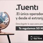 TUENTI promociona su marca en las tarjetas de embarque de IBERIA.