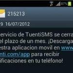 Tuenti SMS dejará de existir: Si no tienes Internet en el móvil no te avisamos de nada. ¿Recorte de servicio?