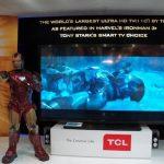 Las TV del futuro con resoluciones 4K de hasta 4096×3112 por menos de 1000€ con TCL de 50 pulgadas.