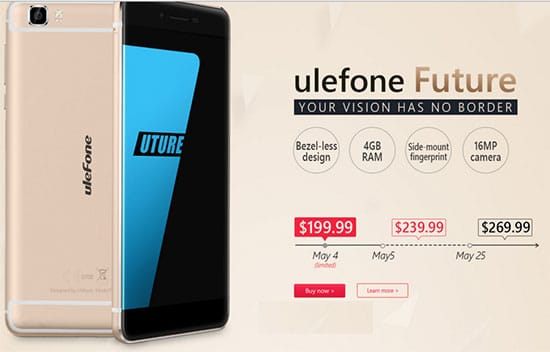 ulefonefuture