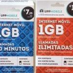 UppMobile la primera marca móvil con una tarifa plana ilimitada en un simple prepago por solo 15€ iva incluido.