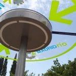 Cargador Solar en Parque Madrid Rio: ¿Pagarán impuestos autoconsumo?