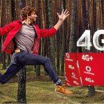 VODAFONE anuncia que llegará al 94% de la población en 4G.