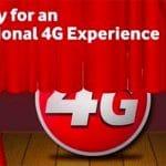 VODAFONE apuesta por el 4G y roaming en 100 países.