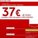 Vodafone: La tarifa Infinita más cara y con permanencia o pagando 45€ frente a los 37€ mientras que Amena ofrece algo similar por 29€/mes con 500MB más de Internet.