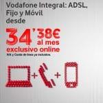Vodafone vuelve a subir su pack convergente: ¿Lógico? En mi opinión una mala táctica de venta.