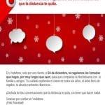 VODAFONE regala llamadas ilimitadas en Nochebuena: solo 24 de diciembre de 2015.