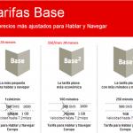 Vodafone mejora sus tarifas Base para competir con las OMV y Yoigo pero manteniendo las permanencias.