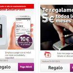 La guerra complicada del pago con móvil: VODAFONE wallet smartPass, una solución entre muchas.