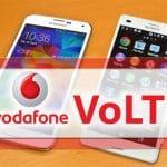 VODAFONE ofrece voz 4G – VoLTE a todos sus clientes.