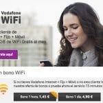 VODAFONE aprovecha ONO WIFI para permitir la navegación gratis en su operador y vender bonos con FON.