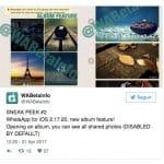 WHATSAPP podría lanzar galerías de imágenes: ¿Más servicios?
