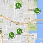 La ubicación en tiempo real de WhatsApp: ¿Triunfará?