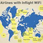 Internet en los aviones no debería superar los 10€ por vuelo y pasajero.