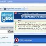 La musica y el cine : Un negocio en crisis debido a una falta de adaptación. Nuevas formas de evitar el p2p.  Nace Yes.fm Windows 7 no permitirá guardar la musica que se escuche en nuestro equipo: Una medida comprometida y muy criticada.