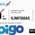 Yoigo comercializará su tarifa Infinita a 25€/mes de forma promocional. ¿Se quedará como oficial después del 31 de Agosto?