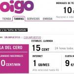 YOIGO se da cuenta que su tarifa CERO debe permitir la compra a plazos de terminales para competir.