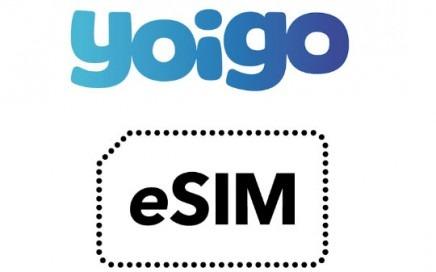 YOIGO compatible ya con eSIM