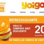 YOIGO presenta un aumento de su facturación del 5% y un crecimiento muy positivo.