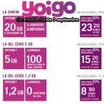 YOIGO dejaría de comercializar la tarifa SINFIN. ¿El FIN de YOIGO?